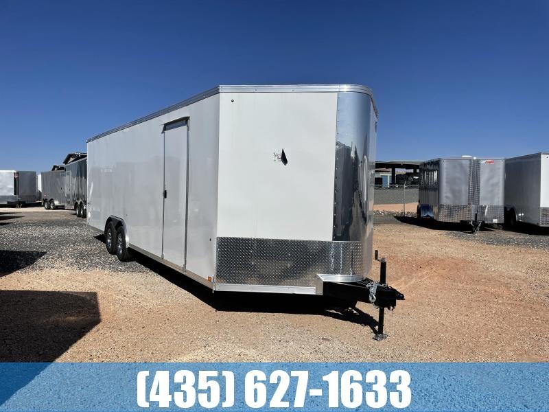 2022 Pace American Vision Cargosport 8.5x26 Enclosed Cargo Trailer