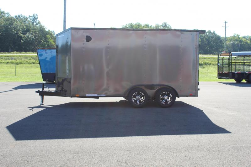 2021 Pace American Journey SE Enclosed Cargo Trailer
