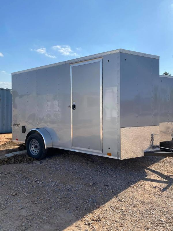 2022 Pace American 6x12 Single Axle Enclosed Cargo Trailer- NEW--