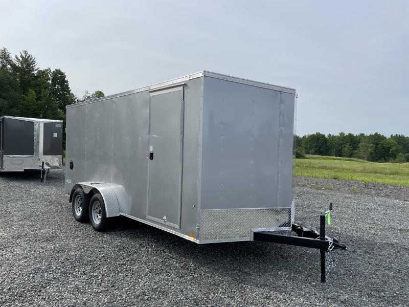 2022 Pace American 7X16 OUTBACK CARGO DELUXE Enclosed Cargo Trailer