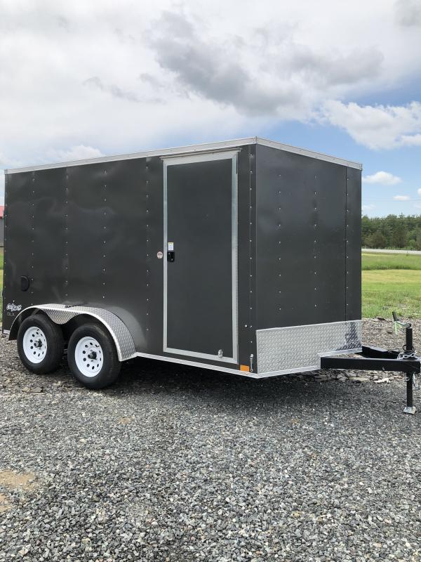 2022 Pace American 7X12 OUTBACK DLX Enclosed Cargo Trailer