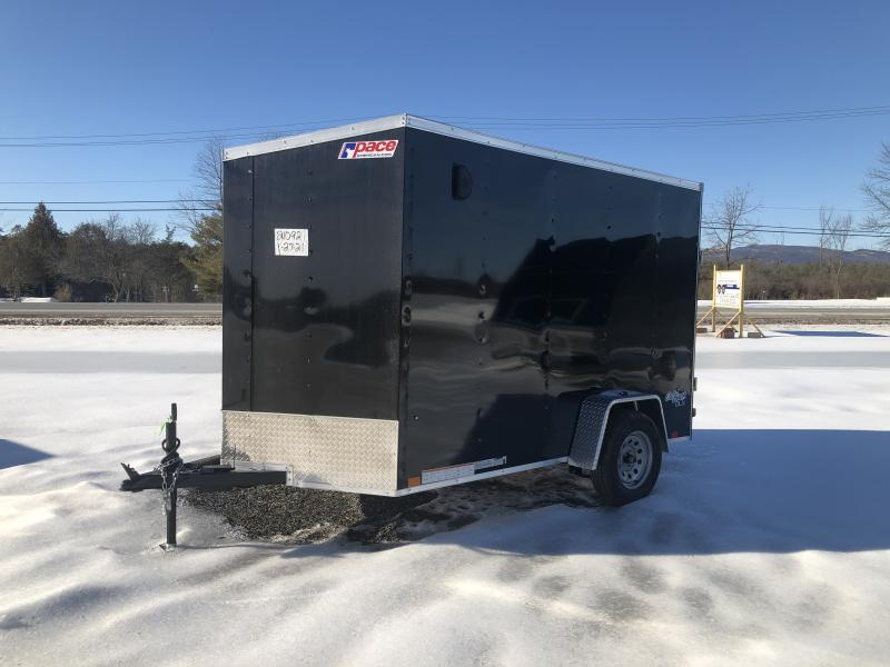 2021 Pace American 6X10 OUTBACK CARGO DLX Enclosed Cargo Trailer