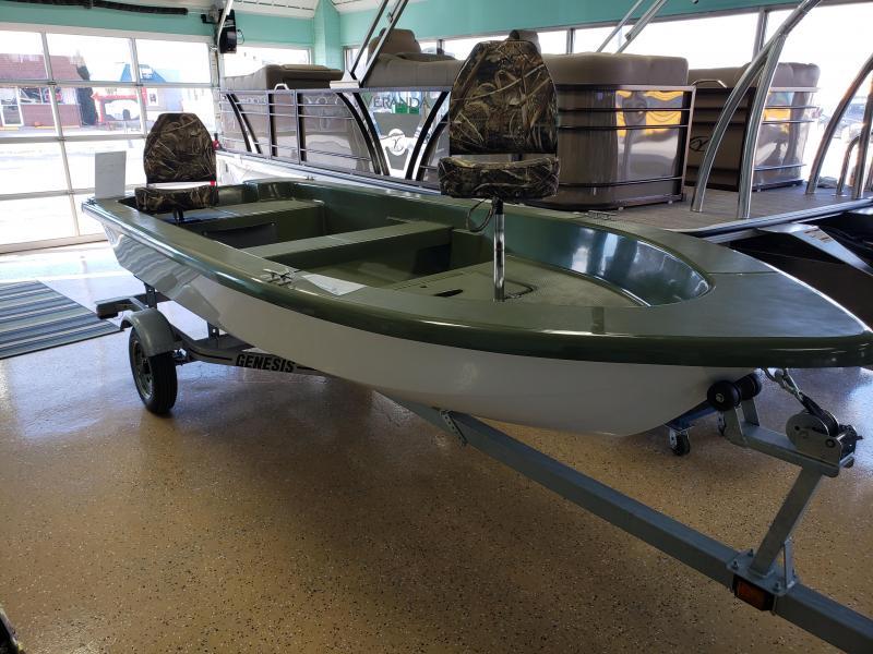 Splendor 14' Fiberglass Boat