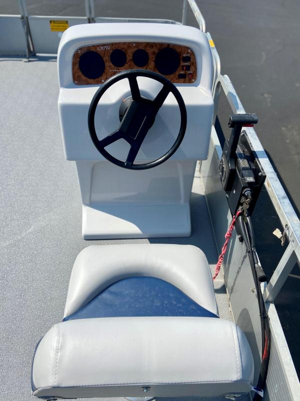 USED - 1989 Godfrey Sweetwater Pontoon Boat