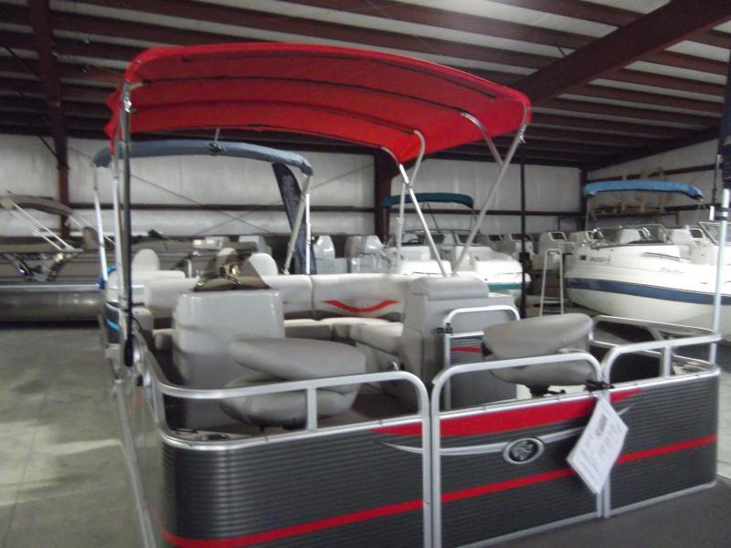 2020 Qwest Gillgetter 7515 Sport Deluxe Pontoon Boat