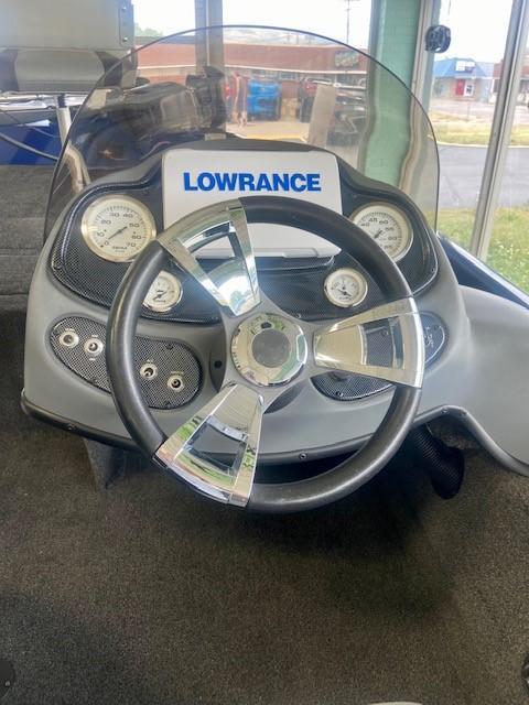 2014 Lowe Stinger 175