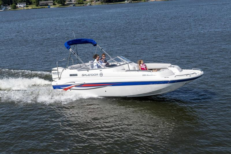Splendor 239 SunStar - Patriot Blue