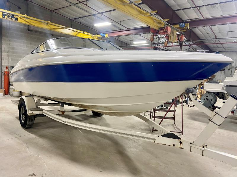 USED - 1994 Starcraft 2010 SS Package Bowrider