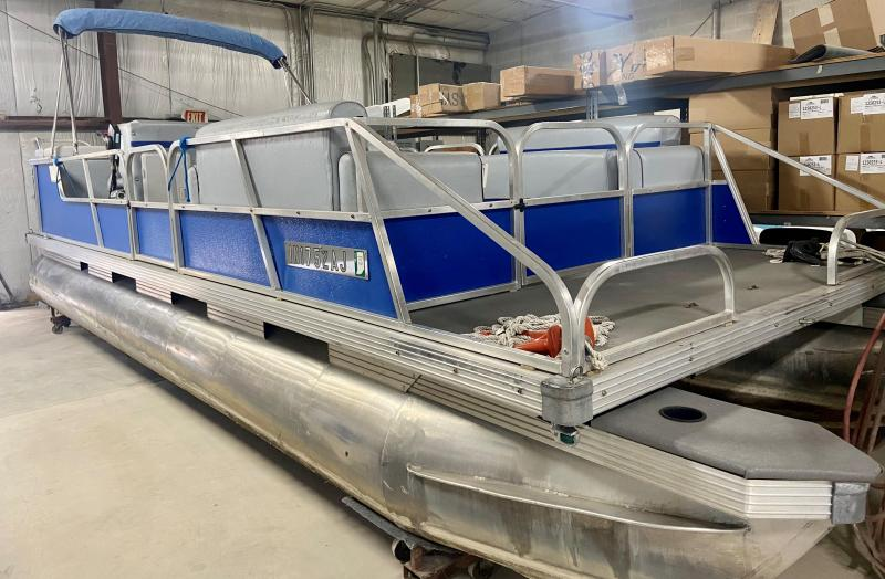 1989 Starcraft Pontoon Pontoon Boat