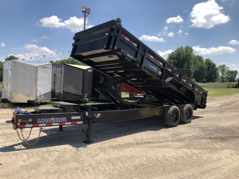 Load Trail 83x20 DumpTrailer