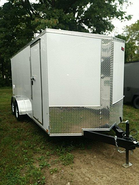 Pace American Journey SE Enclosed Cargo Trailer 7 x 16
