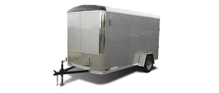 2019 Cargo Express Pro Series 5' / 6' Enclosed Cargo Trailer