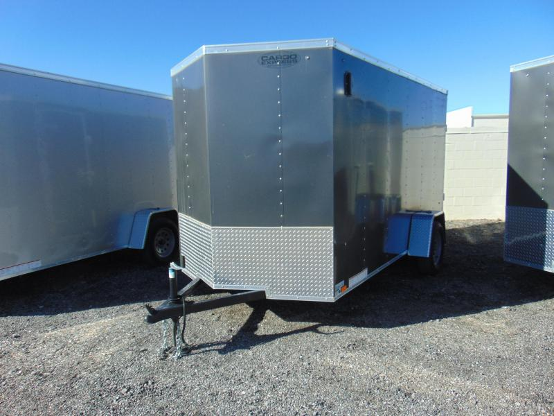 2019 Cargo Express EXV6X12S12 Enclosed Cargo Trailer