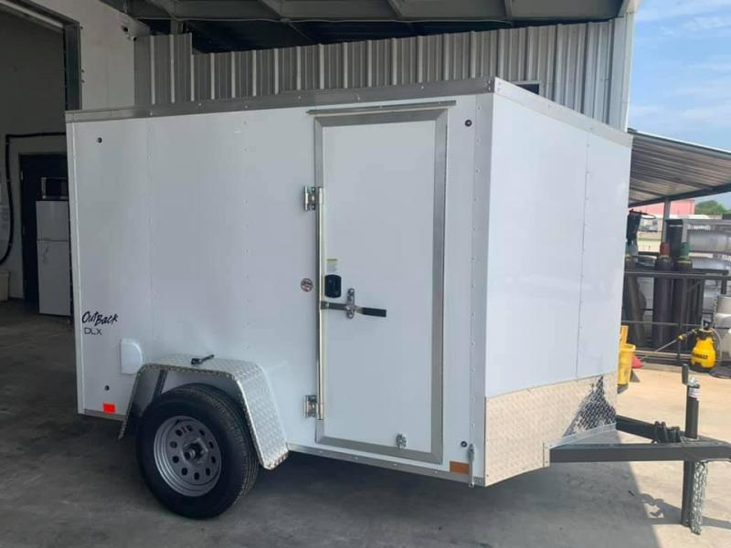 2021 Pace American 5x8 Enclosed Cargo Trailer
