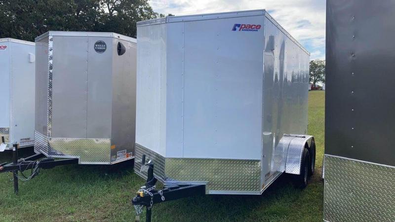 2022 Pace American ob6x12te2 Enclosed Cargo Trailer