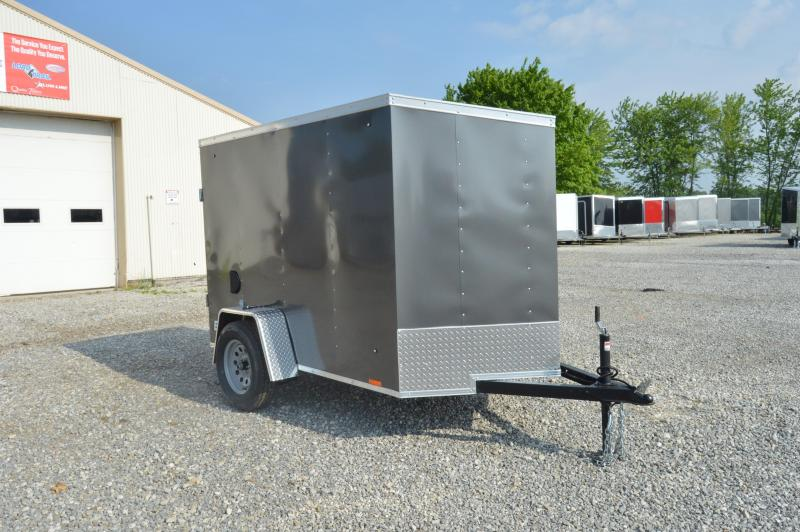 2020 Cargo Express 5X8 DLX Other Trailer