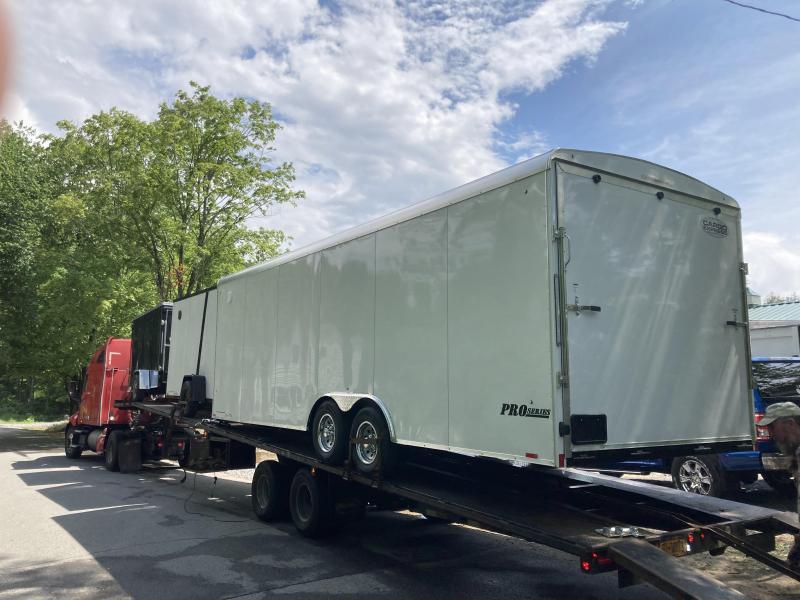 2021 Cargo Express Pro-Series Car / Racing Trailer