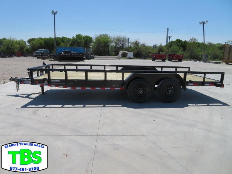 2019 Load Trail 83x20 Equipment Trailer