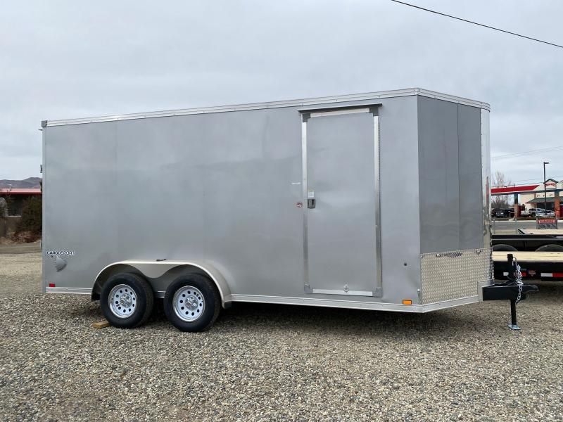 7x16 Pace American Cargosport Cargo / Enclosed Trailer