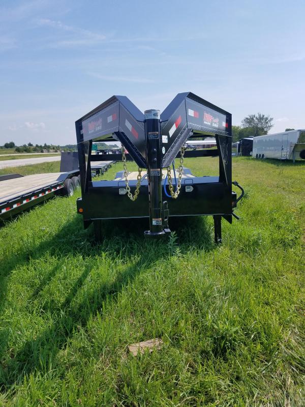 2019 Load Trail LOAD TRAIL TRIPLE GN CH REAR SIDE RAMPS Car / Racing Trailer