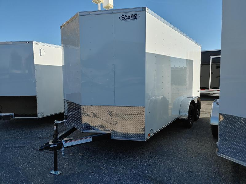 2022 Pace American 7K Enclosed Cargo Trailer