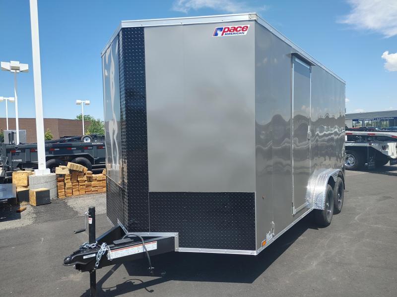 2022 Pace American Journey SE 7K Enclosed Cargo Trailer