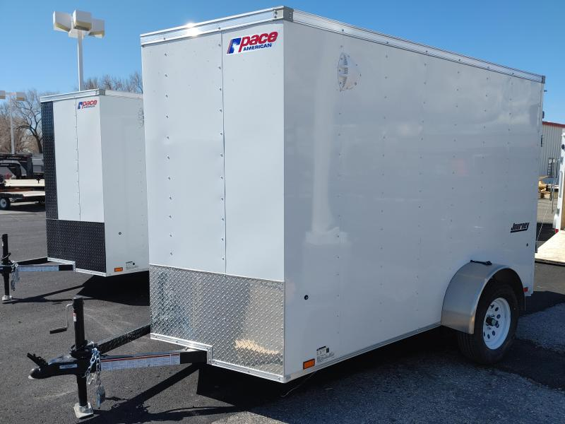 2022 Pace American Journey Enclosed Cargo Trailer