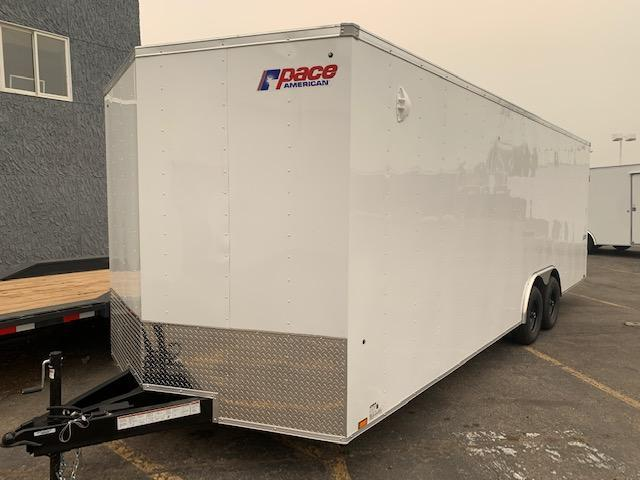 2022 Pace American Journey 10K Enclosed Cargo Trailer