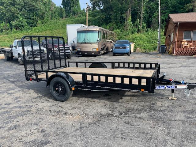 "2020 Load Trail 83"" x 12' Single Axle 3500 GVWR Utility Trailer"