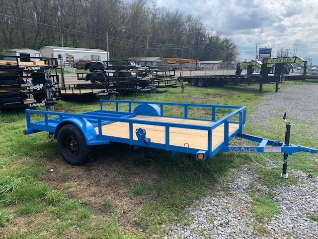 2020 Load Trail 6.4' x 12' Single Axle Utility Trailer