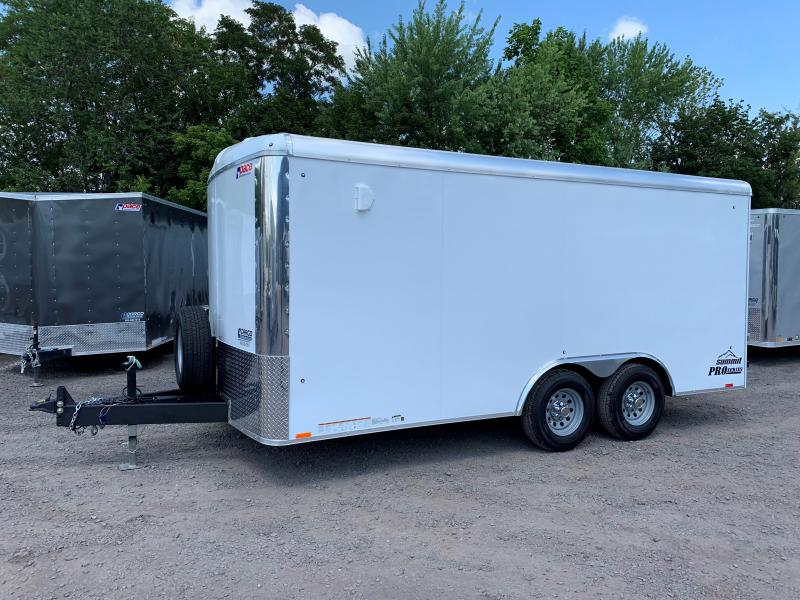 2022 Pace American 816 Summit Other Trailer
