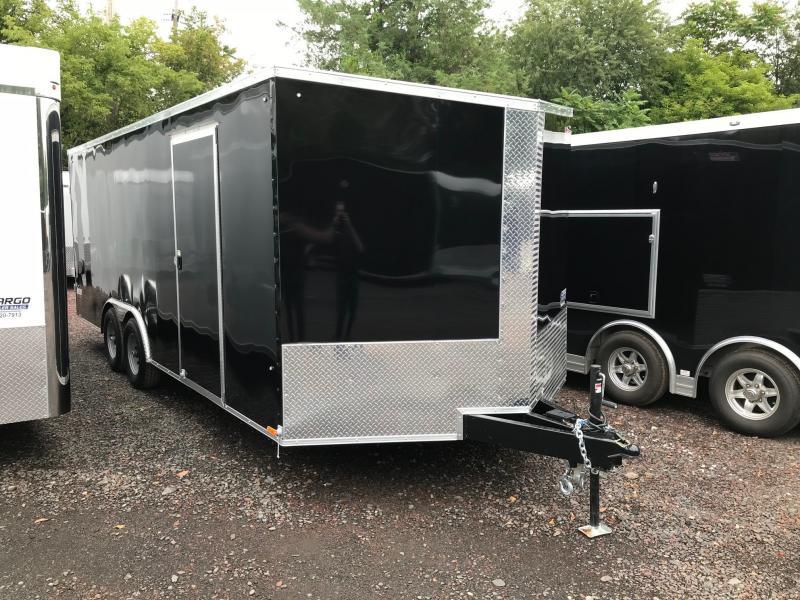 2022 Pace American JV8520 Car / Racing Trailer