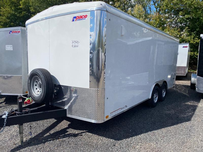 2022 Pace American SUMMIT8.5X18 Enclosed Cargo Trailer