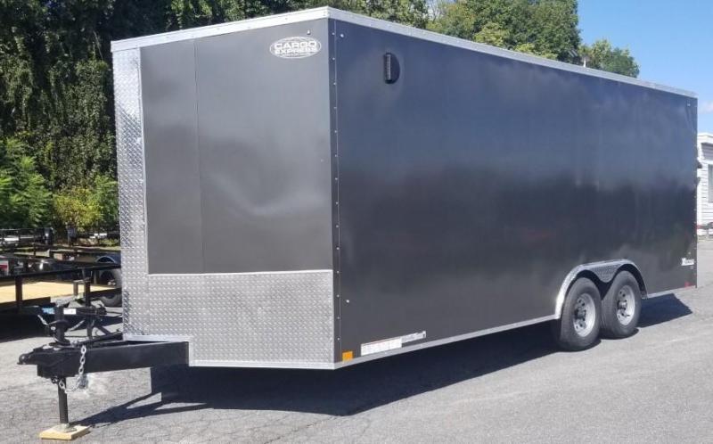 2022 Cargo Express 8.5x20 Enclosed Cargo Trailer