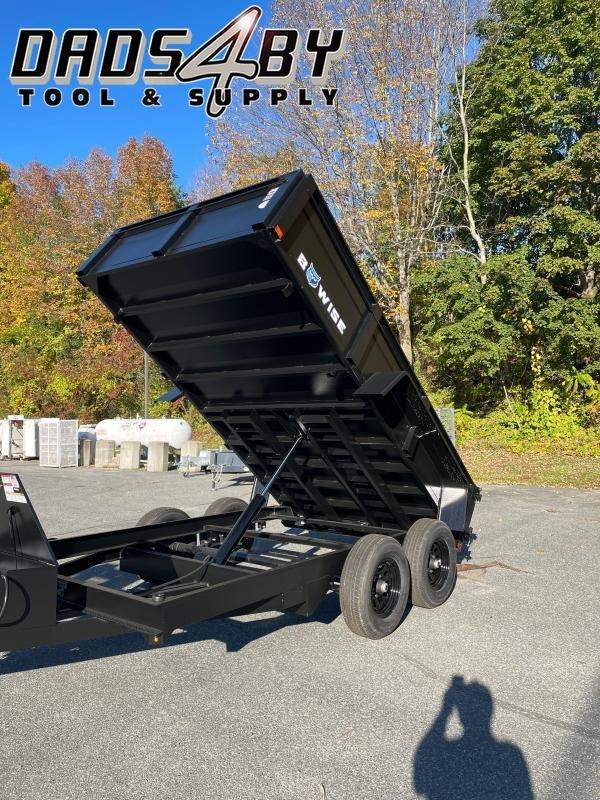 2022 Bri-Mar DT712LP-LE-10 Dump Trailer