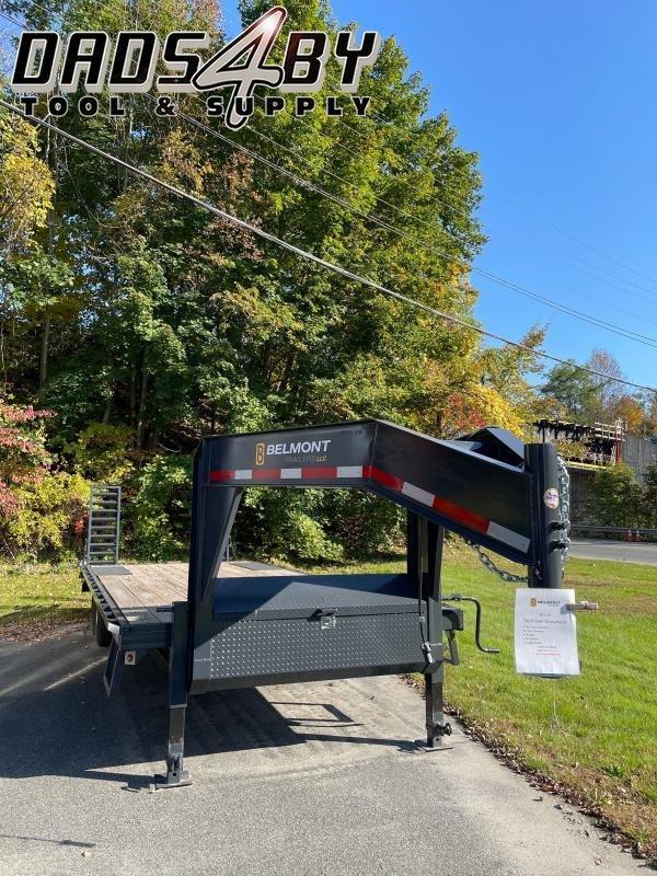 2021 Belmont GN24-14 Equipment Trailer