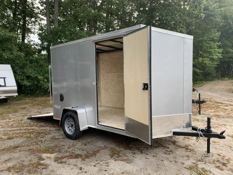 2022 Pace American 6x10 +2ft v-nose/6