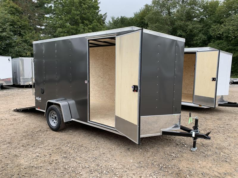 2022 Pace American 6x12 +2ft v-nose/6