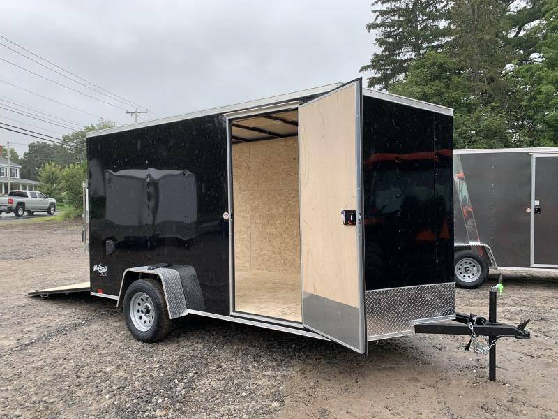 2021 Pace American 6x12 +2ft v-nose/6