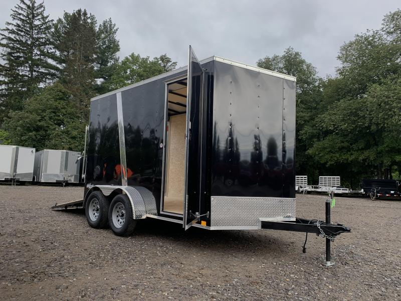 2022 PACE American 7X12 +2ft Vnose/12