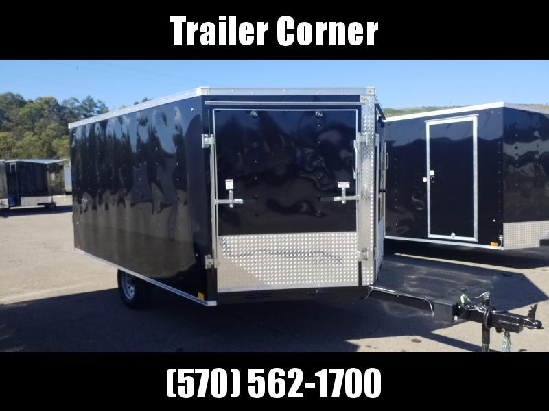 2022 Look Trailers 8.5X12 Snowmobile Trailer