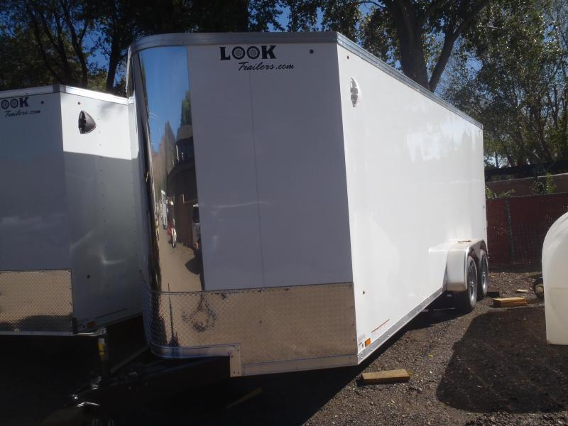 7X20 7' Tall Look Trailers Vision Cargo / Enclosed Trailer