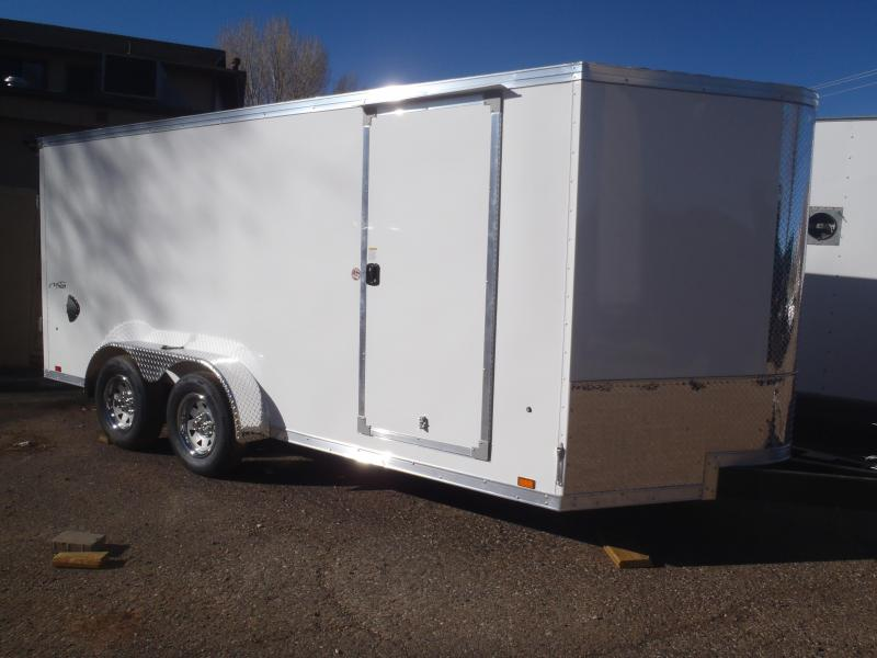 7X16 Vision Cargo Enclosed Cargo 6' Tall