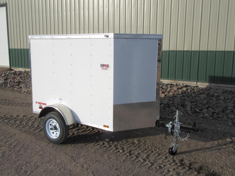 2020 Cargo Mate 4'x6'  Enclosed Trailer