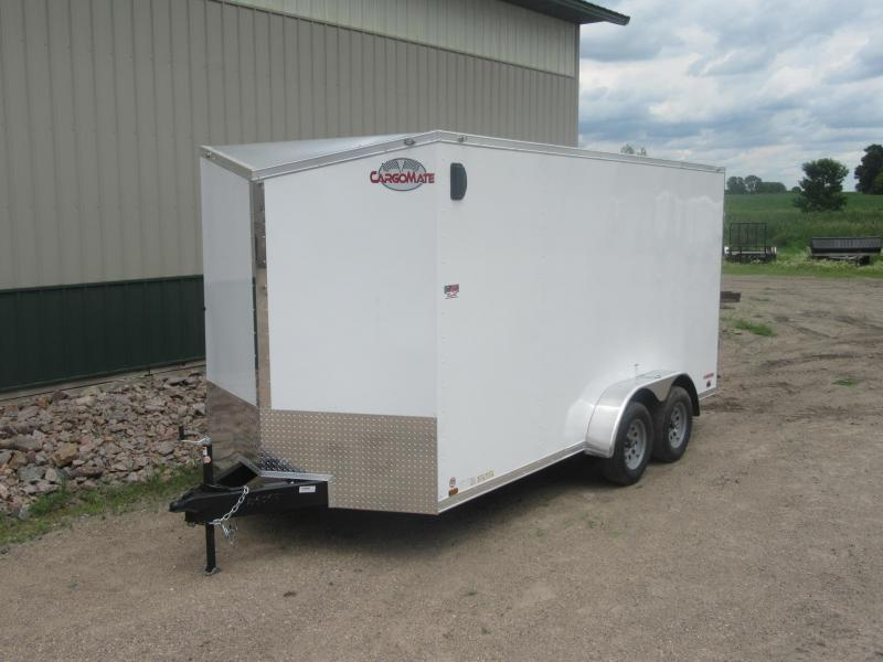 2021 Cargo Mate 7'x16' E-Series Enclosed Cargo Trailer