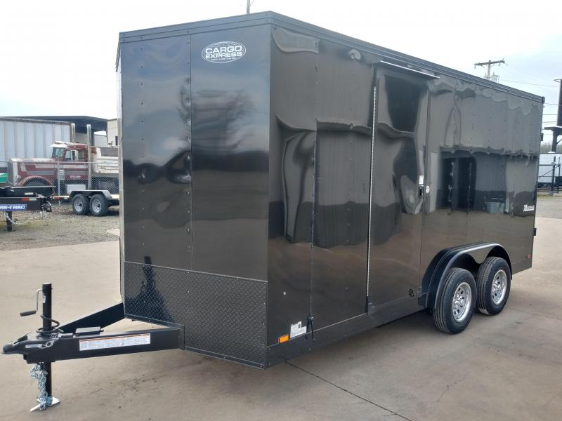 2022 7.5X16 Enclosed Cargo Trailer