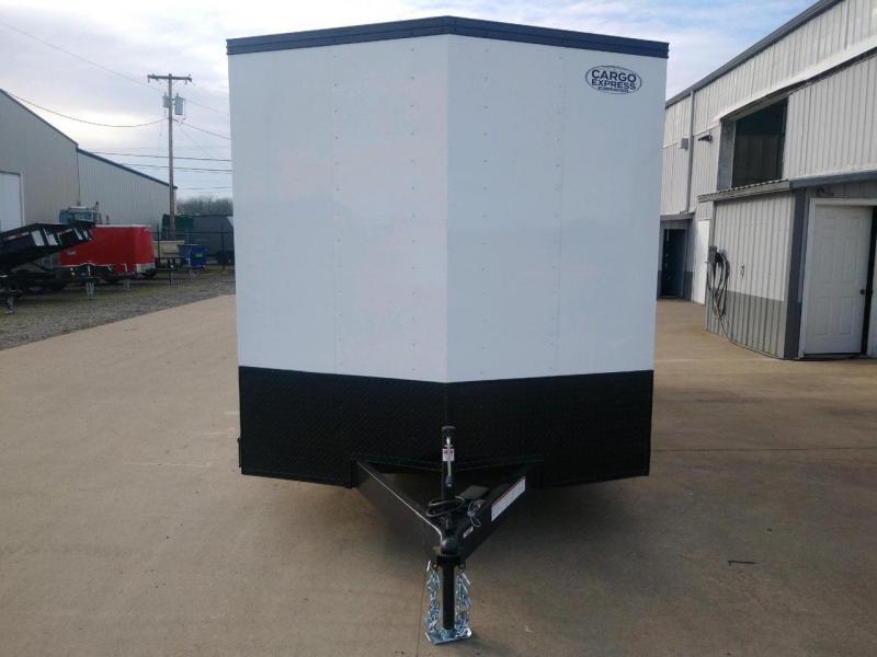 2022 7.5X16 Enclosed Cargo Trailer