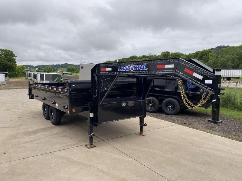 2020 Load Trail 96X16 Gooseneck Dump Trailer