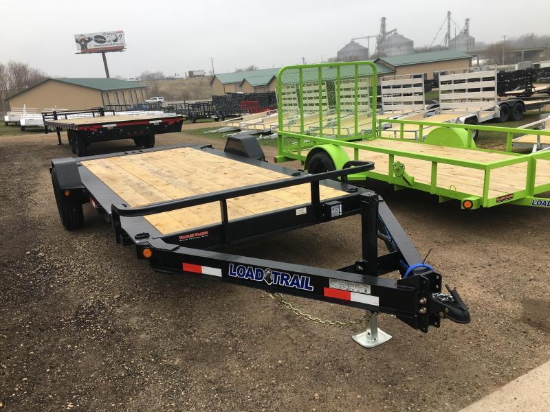 2020 Load Trail 83X15 Tilt Deck Equipment Trailer