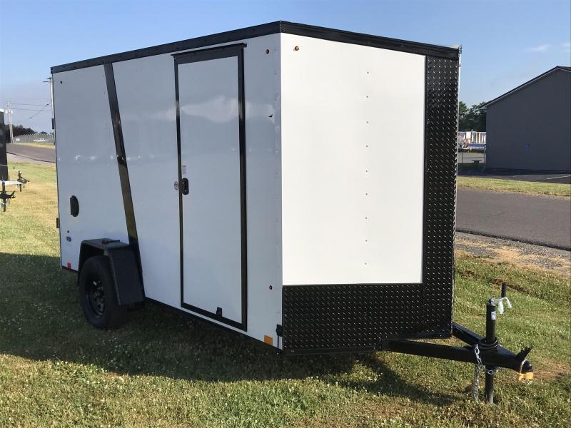 2021 Look Trailers 6x12 Enclosed Cargo Trailer